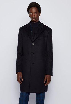 NYE - Classic coat - dark blue