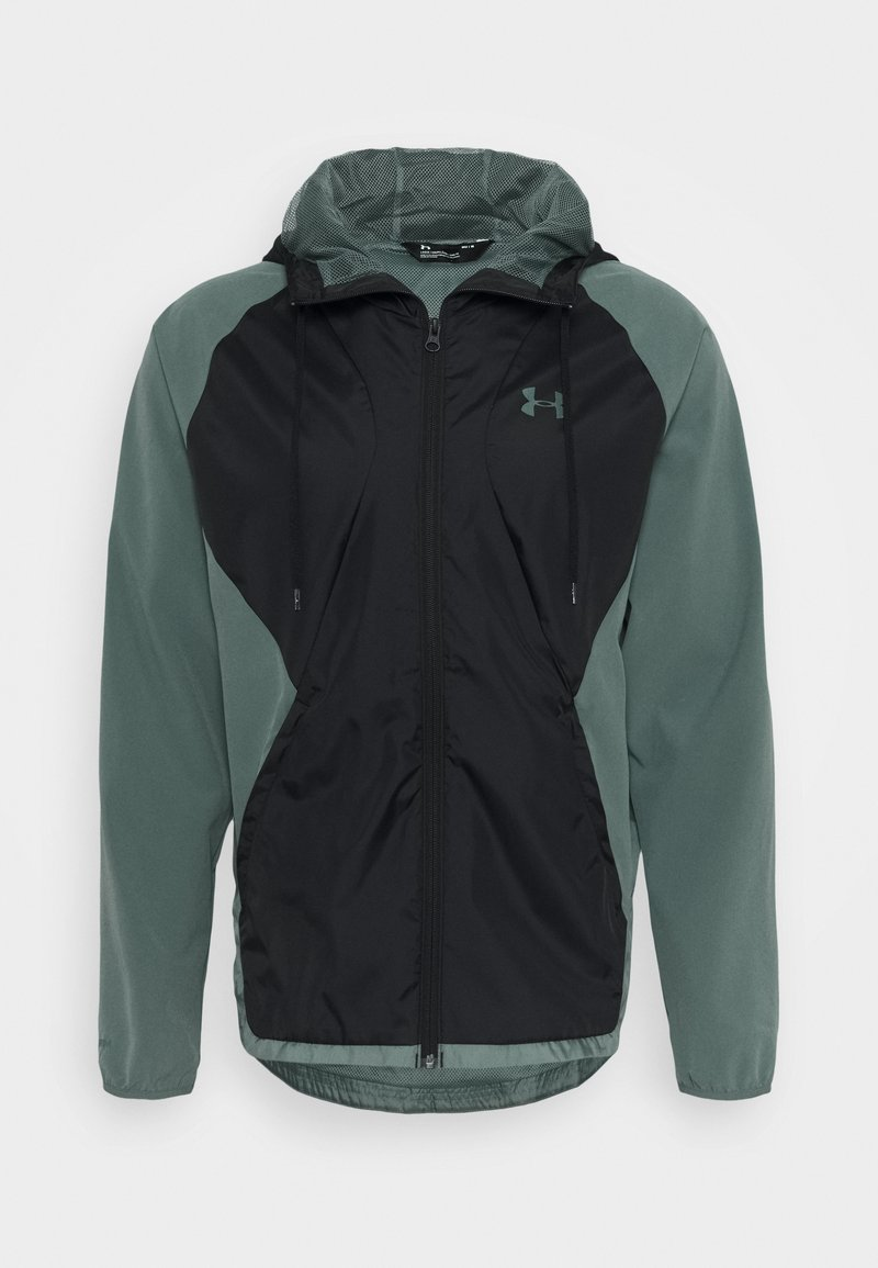 Under Armour - Training jacket - lichen blue