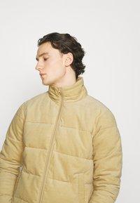 Cotton On - PUFFER JACKET - Light jacket - sand - 3
