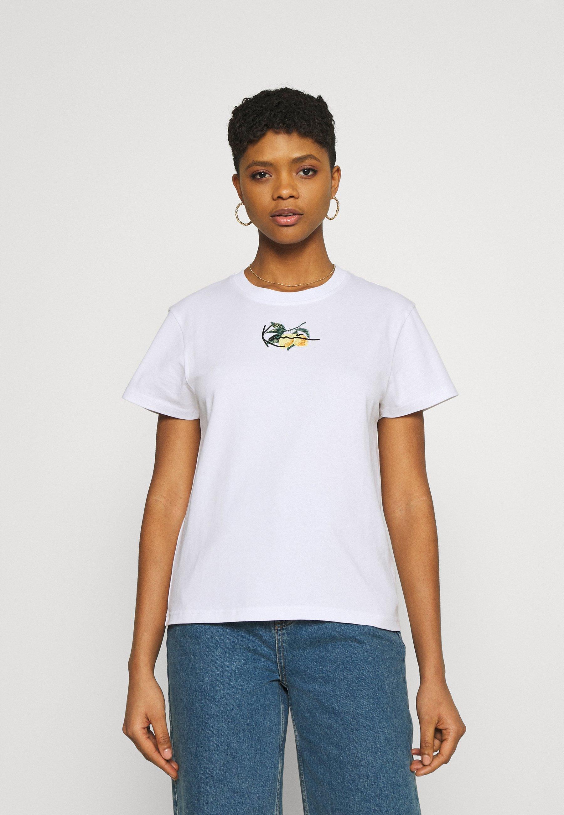 Women SMALL SIGNATURE TEE - Print T-shirt