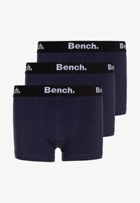 Bench - 3 PACK - Pants - marine - 0