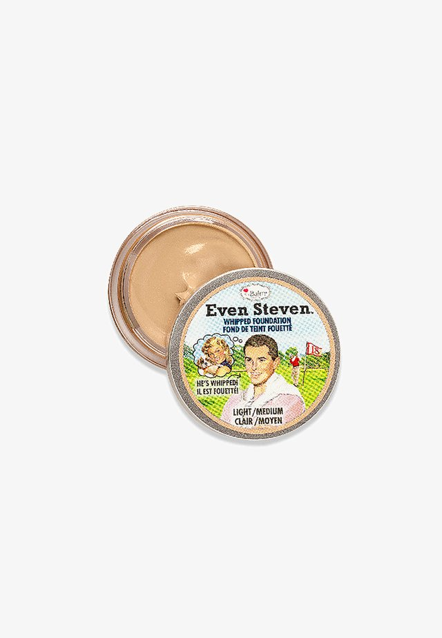 EVEN STEVEN WHIPPED FOUNDATION - Fond de teint - light/medium