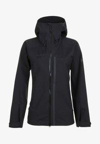 Mammut - Masao  - Soft shell jacket - black - 10