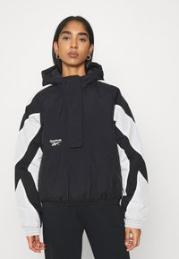 Reebok Classic - TWIN PUFF JACKET - Winter jacket - black - 2