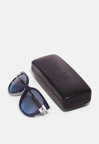 RALPH Ralph Lauren - Sunglasses - navy blue/white - 3