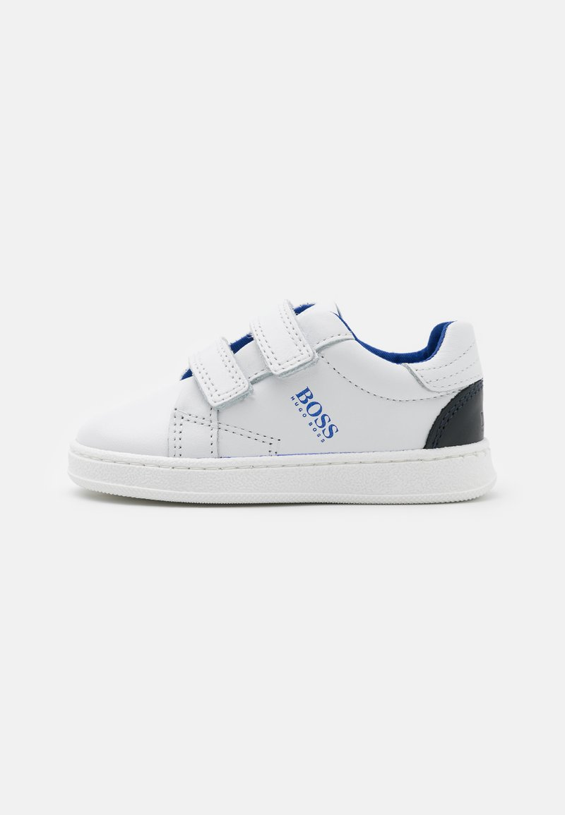 BOSS Kidswear - TRAINERS - Trainers - electric blue