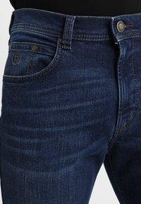 Bugatti - NEVADA - Straight leg jeans - blue - 3