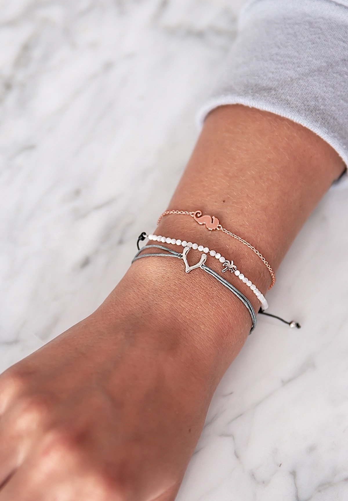 Femme GLANZSYMBOLE TROPICAL VIBES - Bracelet