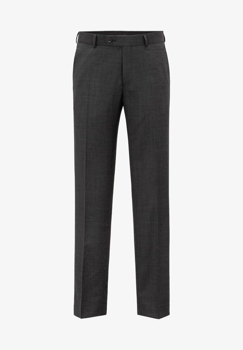 Carl Gross - Suit trousers - grau