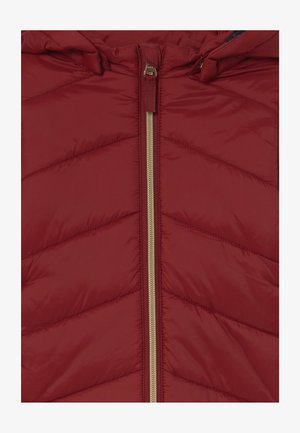 NMFMABAS - Winter jacket - biking red