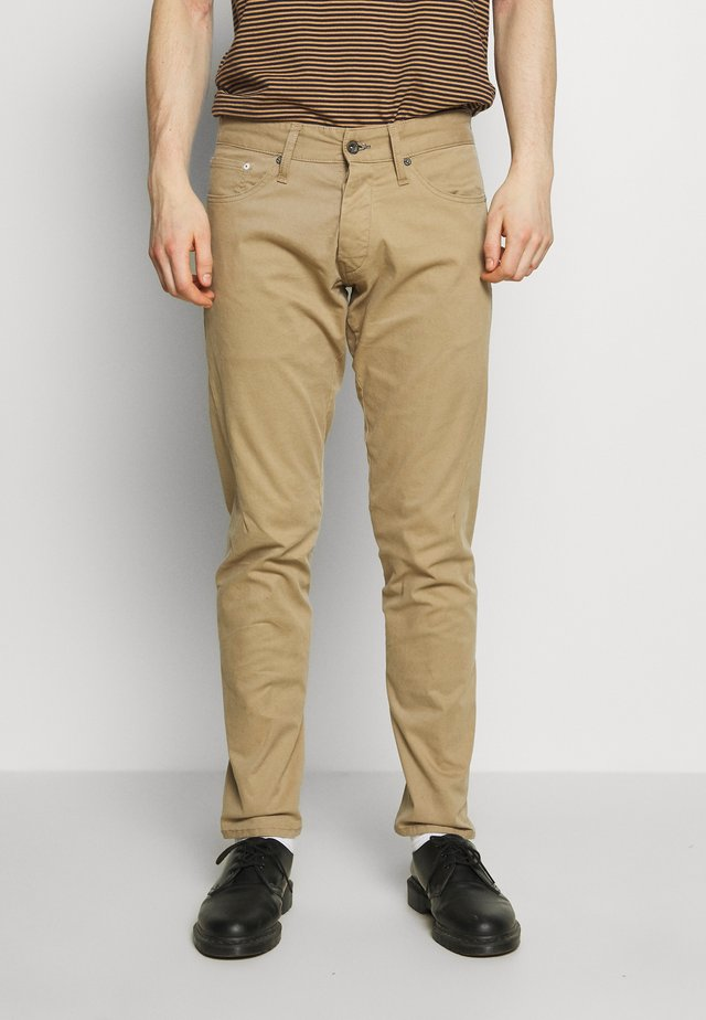 KINETIC - Trousers - khaki