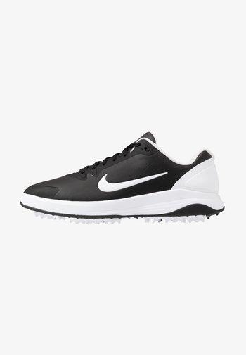 INFINITY G - Golf shoes - black/white