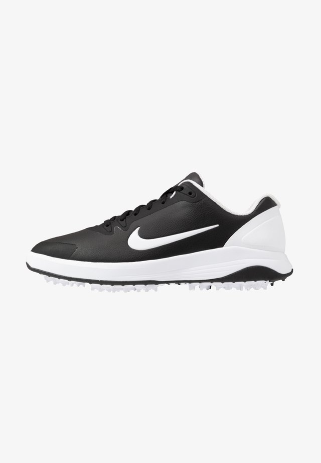 INFINITY G - Golf shoes - black/white