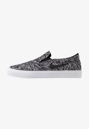 CHARGE PRM - Slip-ons - particle grey/black/white