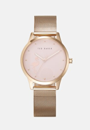 FITZROVIA FLAMINGO - Watch - rosegold-coloured