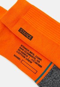 Stance - STREET - Calcetines - orange - 1