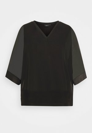 MDJESS BLOUSE - Bluse - black