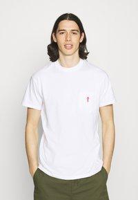 REVOLUTION - Print T-shirt - white - 0