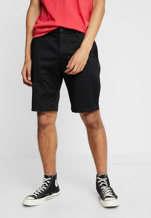 BRONSON STRAIGHT - Shorts - black