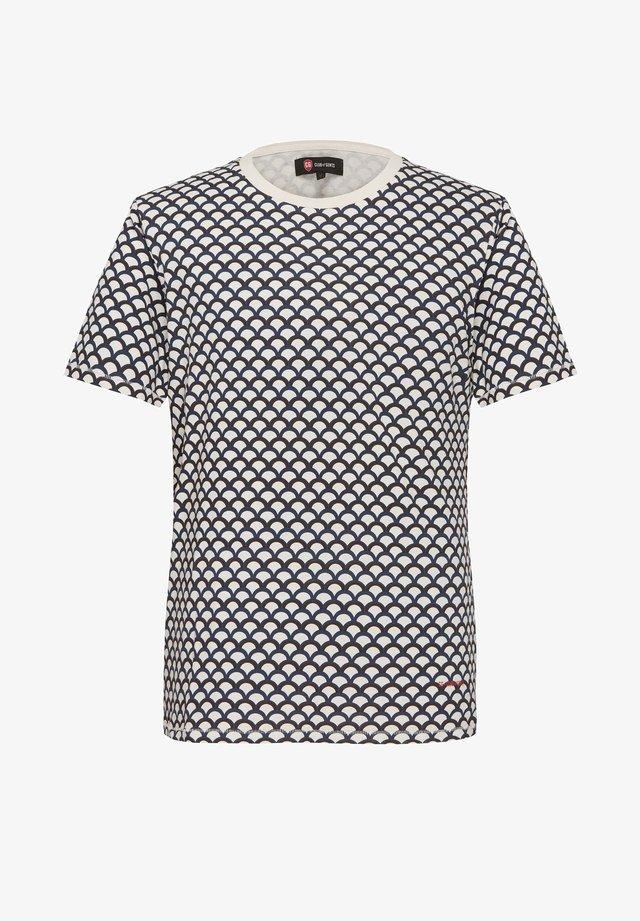 JERSEY CG BLAIR - Print T-shirt - blau