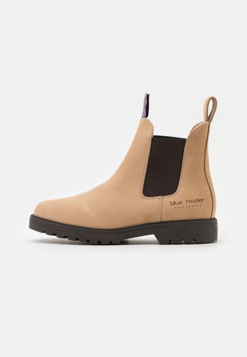 Blue Heeler - HAMILTON UNISEX - Classic ankle boots - beach sand/brown
