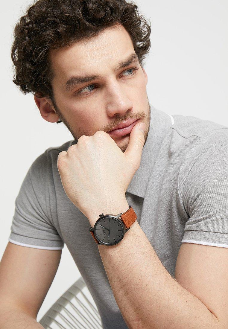HUGO - STAND - Watch - brown