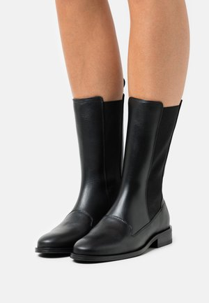 MID BOOT - Boots - black