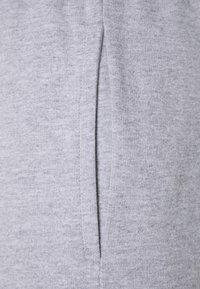 Missguided Petite - OFF SHOULDER JOGGER SET PETITE - Sweatshirt - grey marl - 6