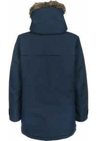 Didriksons - REIDAR  - Winter coat - cold blue sea - 1
