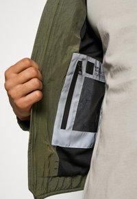 Replay - JACKET - Summer jacket - dark military - 5