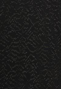 Bruuns Bazaar - ALEXANDRIA CAMARI DRESS - Shirt dress - black - 6