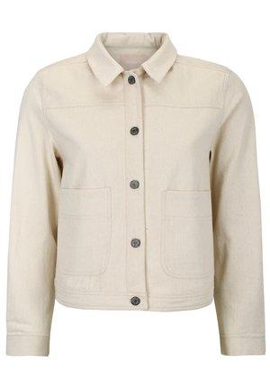 Summer jacket - snow white/off white