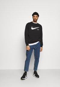 Nike Sportswear - CREW PACK - Felpa - black - 1