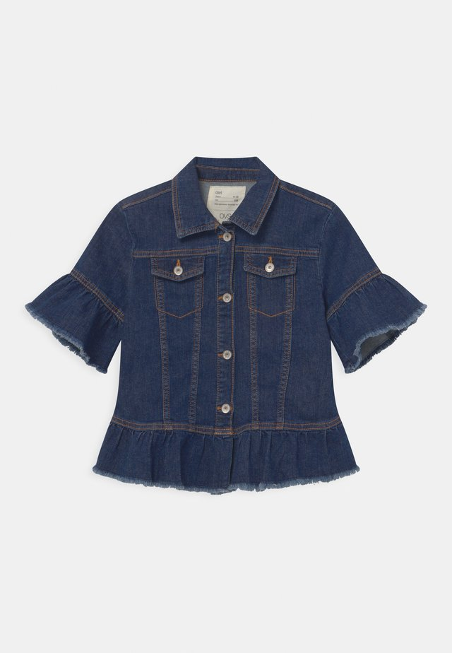 Giacca di jeans - true navy