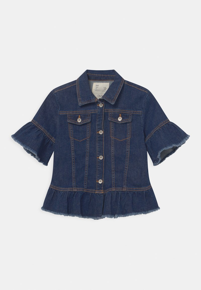 OVS - Denim jacket - true navy