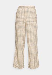 Fashion Union - TROUSER - Kalhoty - beige - 3