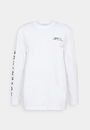 TEE - Long sleeved top - white