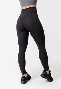 OGY Apparel - AMINTA GLEAM WORKOUT  - Leggings - Trousers - black - 1