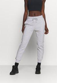 Kappa - INAMA - Pantaloni sportivi - mottled grey - 0