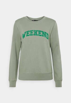 AUTH - Sweatshirt - khaki
