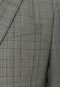 Calvin Klein Tailored - PRINCE OF WALES SUIT - Suit - grey - 6