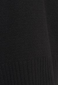 Pieces Curve - PCCHRIS V NECK - Jumper - black - 2