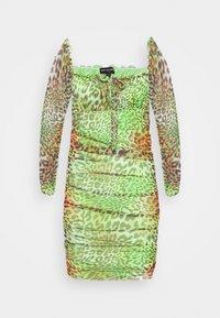 NEW girl ORDER - TROPICAL ANIMAL DRESS - Day dress - multi - 4