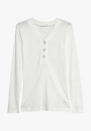 FENG - Long sleeved top - off-white