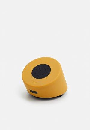 SHOWER SPEAKER - Jiné - premium mustard
