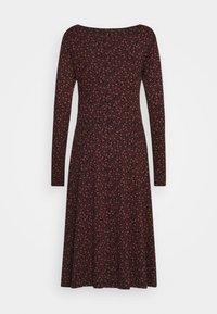 Danefæ København - SIGRID DRESS - Jersey dress - black - 0