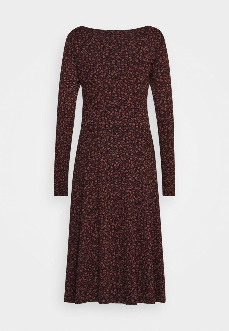 Danefæ København - SIGRID DRESS - Jersey dress - black