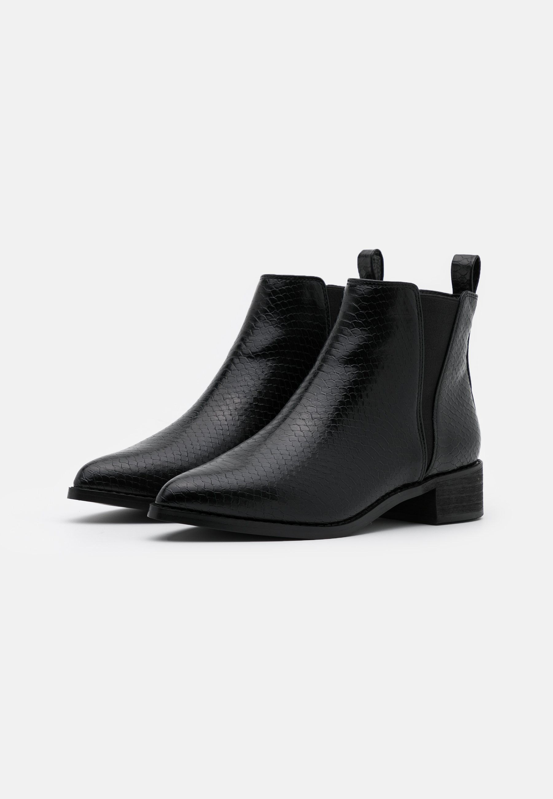 Buffalo MARET Ankle Boot black/grau