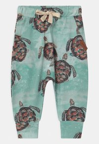 Walkiddy - SEA TURTLES BAGGY - Trousers - blue - 0