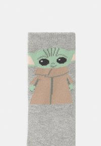 GAP - TODDLER BOY STAR WARS YODA MANDOLORIAN THE CHILD 4 PACK - Calze - multi-coloured - 2